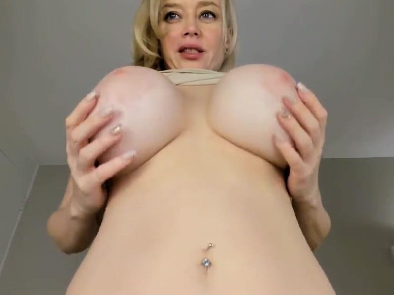 Blonde Big Tits Webcam Mfc